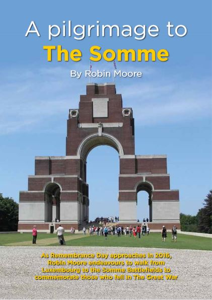 A pilgrimage to the somme