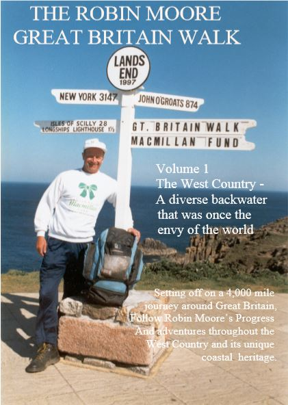 THE ROBIN MOORE GREAT BRITAIN WALK